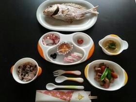 ☆お食い初め☆料理苦手ママの簡単メニュー
