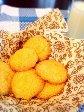 糖質制限❗️豆腐クッキー
