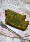 抹茶♡バターケーキ