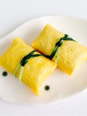 ふくさ寿司〜キレイな黄色の薄焼き卵〜