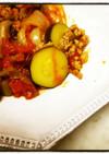 ひき肉と塩が決め手の絶品ラタトゥイユ