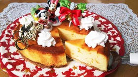 NYチーズケーキ*柔らかキャラメル入り