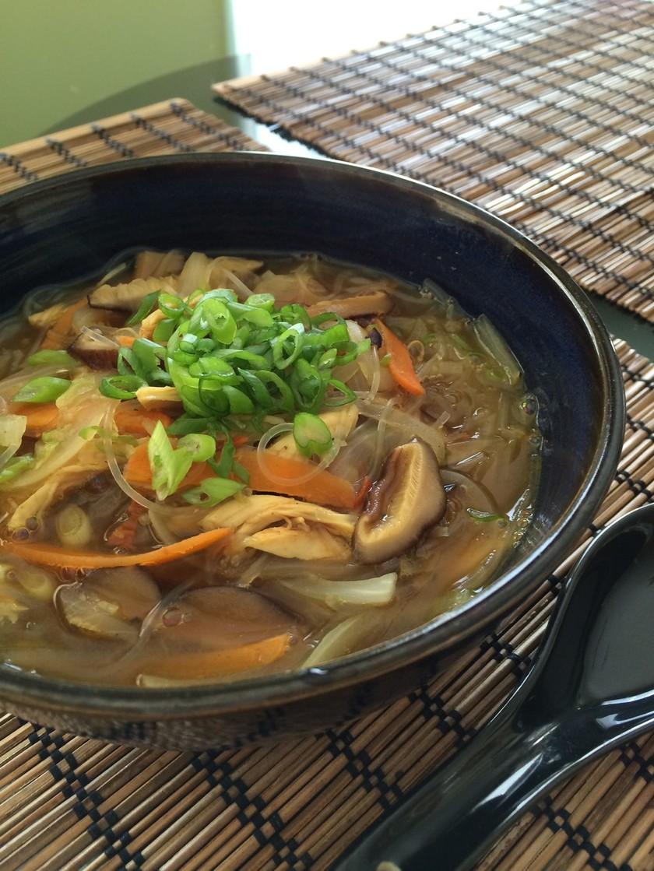 ダイエットに☆カレー春雨スープ
