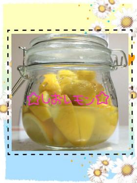 ☆塩レモン☆
