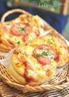 どこから食べても美味しい成形♪惣菜パン