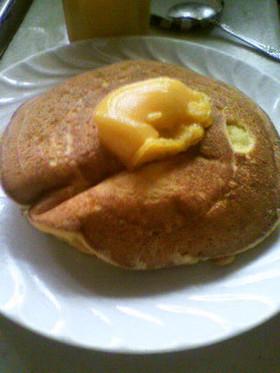 糖質制限&グルテンフリー大豆粉パンケーキ
