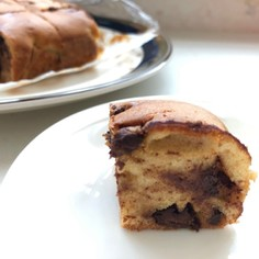 ピーナッツバターケーキ