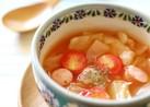 残り野菜で☆簡単スープ♪