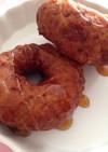 ピカロネスお芋とかぼちゃのドーナッツ☆
