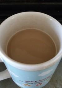 ホッコリ麦茶のチャイティー風
