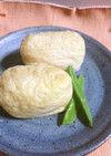 甘いお揚げといなり寿司、京のおばんさい5