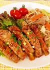 焼肉のタレで簡単♪美味しい♪茄子の肉巻き
