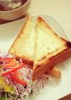 ハニーチーズトースト