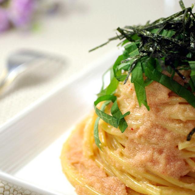 スパゲティ の 作り方 明太子