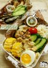 ★炊飯器deシンガポールチキンライス弁当