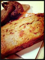 バナナ3本ヘルシーパウンドケーキ‼ の写真