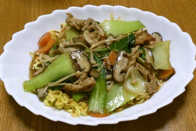 きのこ チンゲン 菜 青梗菜の栄養、効能効果