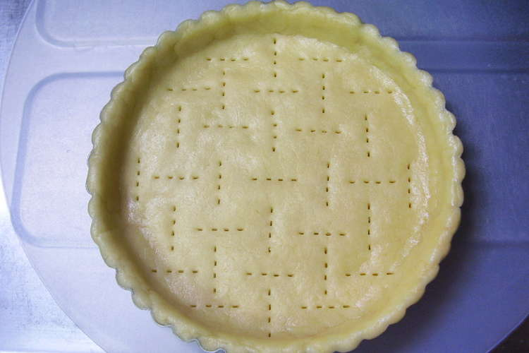 生地 レシピ タルト