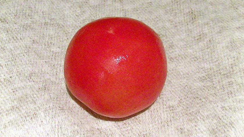 母直伝・・・トマトの湯むき