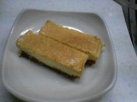 マンゴーベイクドチーズケーキ