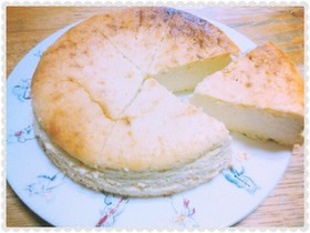 低糖質★ダイエット★チーズケーキ