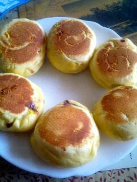 ホットケーキミMIXで簡単コーンパン☆