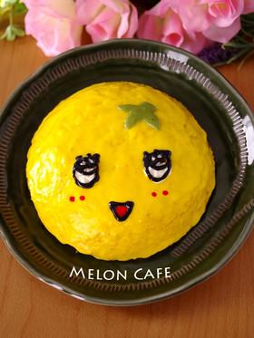 ふなっしーのケーキ☆簡単キャラデコケーキ