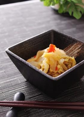 ☆白菜の甘酢和え☆