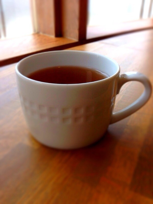 体あったか♪ 生姜紅茶