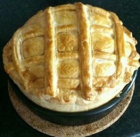 ほうれん草とリコッタチーズのパイ