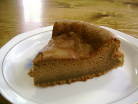 おてがるチョコレートケーキ