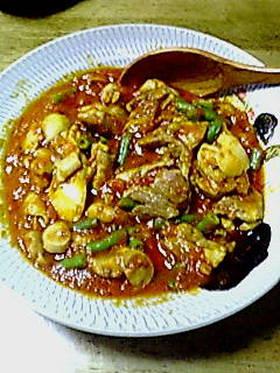 チキンカチャトーラ~鶏肉のトマト煮~