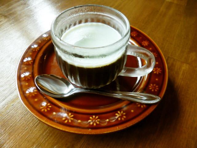 練乳コーヒーゼリー♪