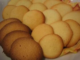 卵白のクッキー♪ラングドシャ風