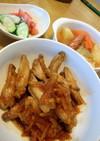 簡単★鶏手羽中の甘夏マーマレード煮★