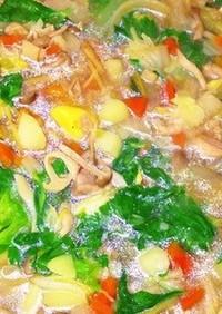 美人全開栄養満点野菜沢山スープダイエット