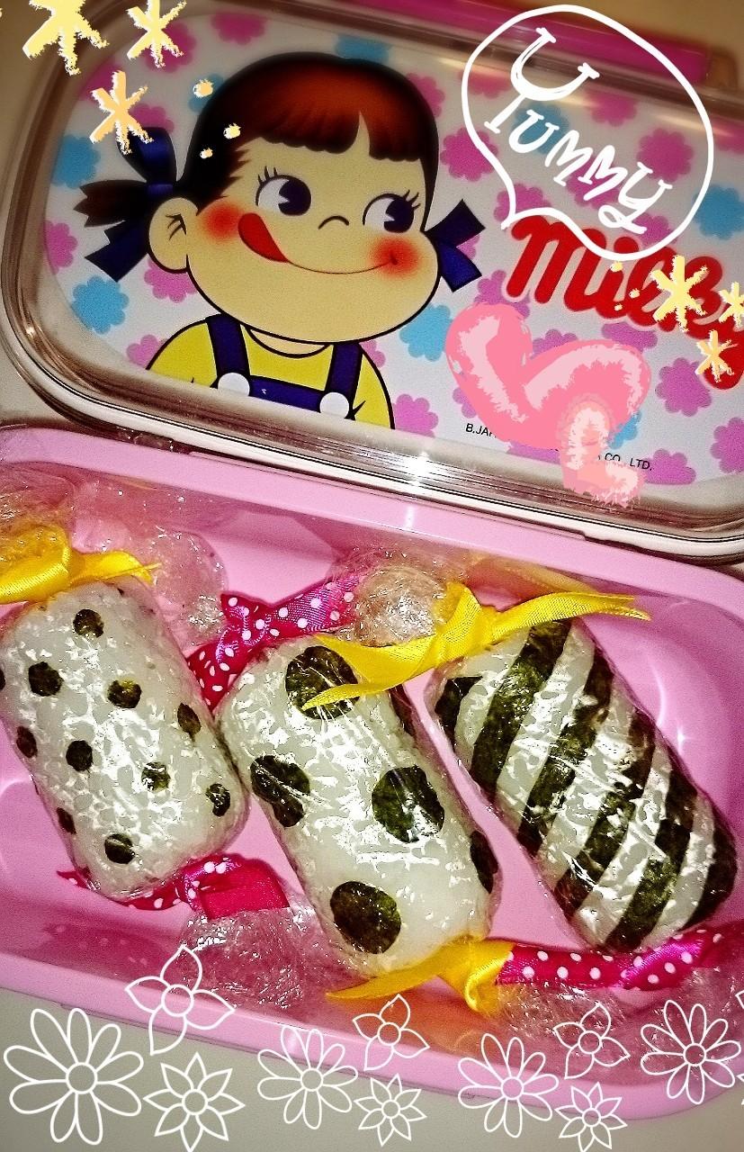 キャンディおにぎり☆かわいい☆