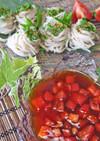 徳山ピビン麺DEトマトつけ麺