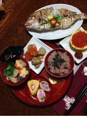 簡単★お食い初めに『鯛の塩焼き』♡