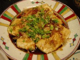 簡単おいしい!豆腐ステーキ