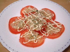 イタリアントマトサラダ