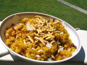ポハ:インドの米フレーク