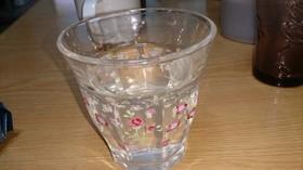レモン水(水道水の美味しい県で作る)
