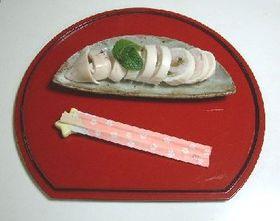 イカ寿司めし