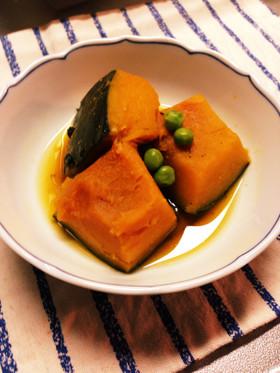 かぼちゃの煮物(冷凍かぼちゃ)