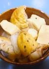 簡単!がんもどきと高野豆腐の煮物