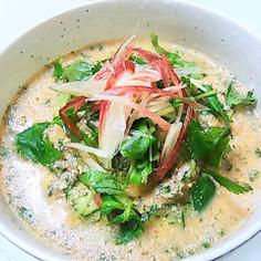 冷汁(ひやしる)素麺・うどん・ご飯