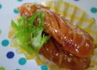 お弁当に☆焼肉のタレマヨウインナー♪