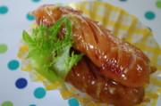 お弁当に☆焼肉のタレマヨウインナー♪の写真