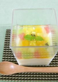 豆乳プリン パート3(杏仁風)